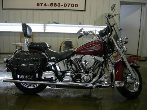 2002 Harley-Davidson Heritage Softail Classic for sale in Monticello, IN