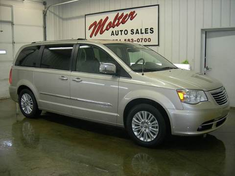 2012 Chrysler Town and Country for sale in Monticello, IN