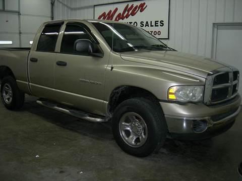 2004 Dodge Ram Pickup 1500 for sale in Monticello, IN