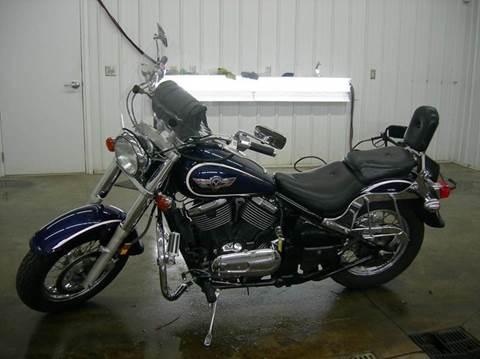 2001 Kawasaki Vulcan 800 Classic for sale in Monticello, IN