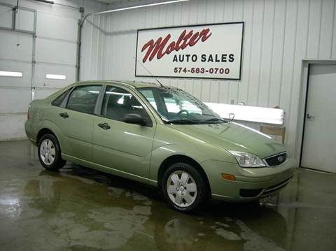 2007 Ford Focus for sale in Monticello, IN