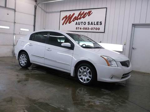 2012 Nissan Sentra for sale in Monticello, IN
