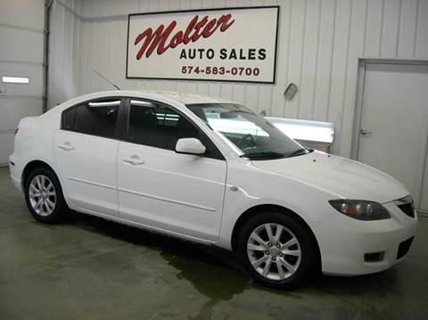2008 Mazda MAZDA3 for sale in Monticello, IN