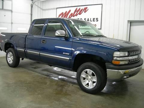 2002 Chevrolet Silverado 1500 for sale in Monticello, IN