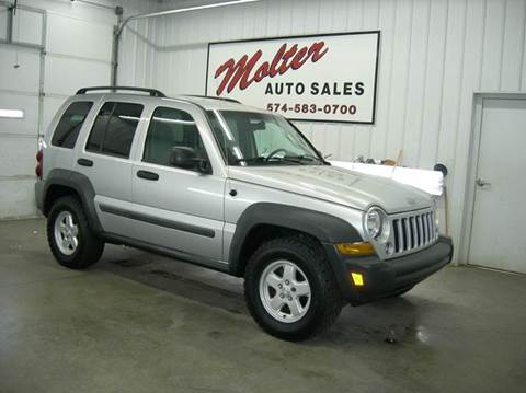 2007 Jeep Liberty for sale in Monticello, IN