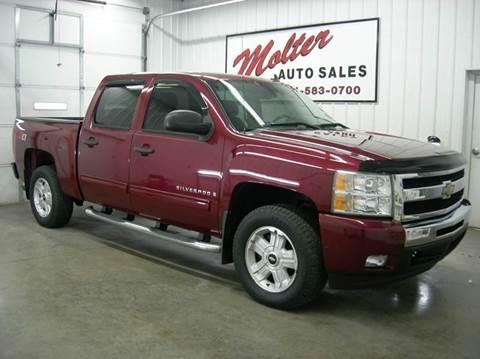 2009 Chevrolet Silverado 1500 for sale in Monticello, IN