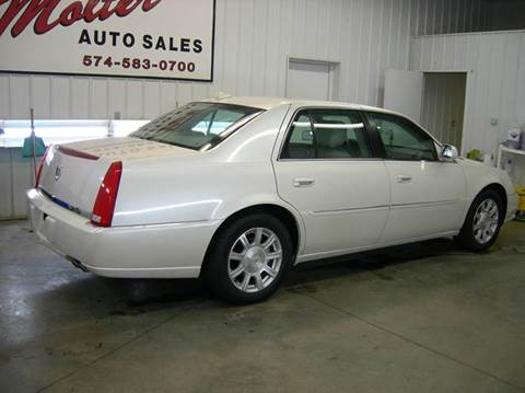 2010 Cadillac DTS for sale in Monticello, IN