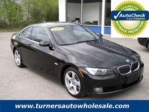 2008 BMW 3 Series