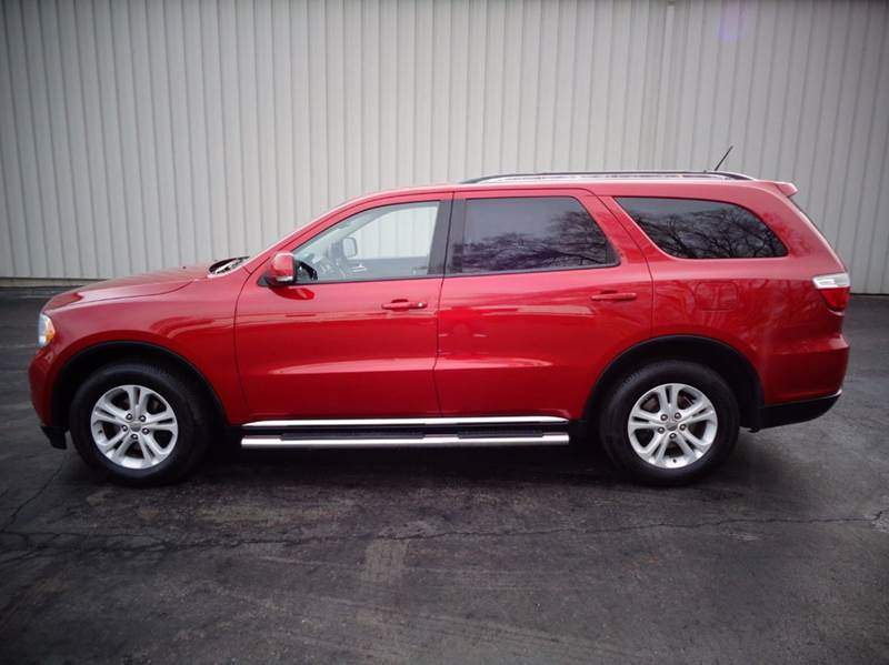 2011 Dodge Durango for sale in Lansing, KS