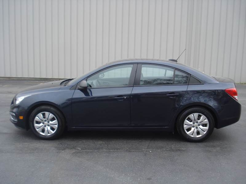 2016 chevrolet cruze limited ls auto 4dr sedan w 1sb in lansing ks lansing auto mart. Black Bedroom Furniture Sets. Home Design Ideas