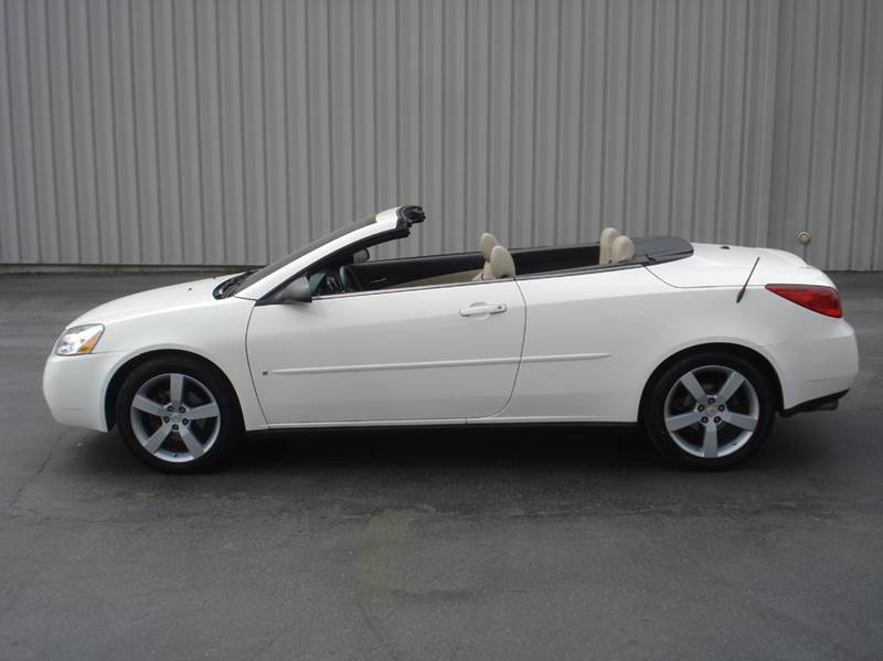 2006 pontiac g6 gtp 2dr convertible in lansing ks. Black Bedroom Furniture Sets. Home Design Ideas