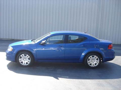 2013 Dodge Avenger for sale in Lansing, KS