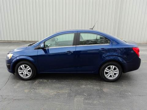 2014 Chevrolet Sonic for sale in Lansing, KS