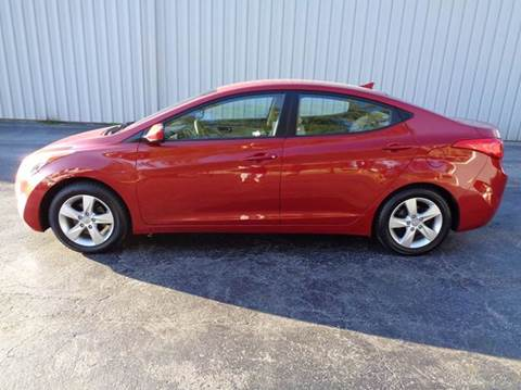 2012 Hyundai Elantra for sale in Lansing, KS