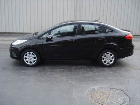 2013 Ford Fiesta for sale in Lansing, KS