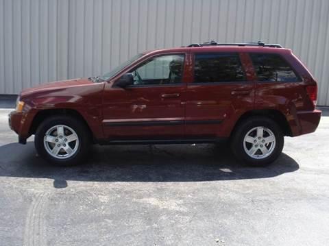 2007 Jeep Grand Cherokee for sale in Lansing, KS