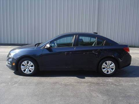 2016 Chevrolet Cruze Limited for sale in Lansing, KS
