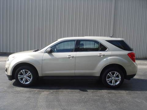 2013 Chevrolet Equinox for sale in Lansing, KS