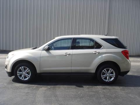 2013 Chevrolet Equinox for sale in Lansing, KS