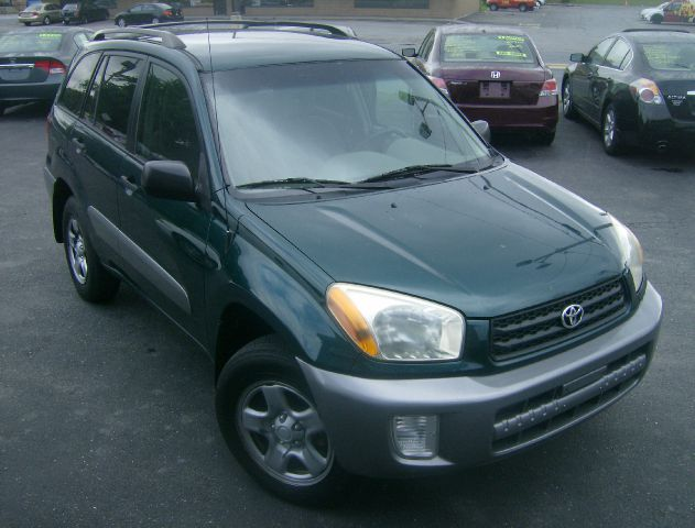 2002 Toyota RAV4 for sale in Fitchburg MA