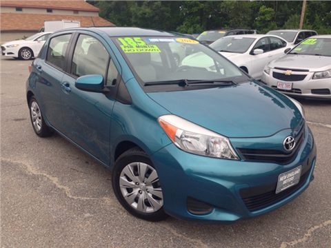 New england motors used cars fitchburg ma dealer for North main motors leominster ma