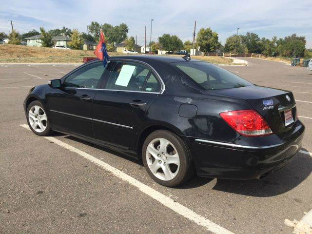 2005 acura rl sh awd sh awd 4dr sedan in denver co. Black Bedroom Furniture Sets. Home Design Ideas