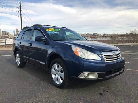 2011 Subaru Outback for sale in Denver, CO