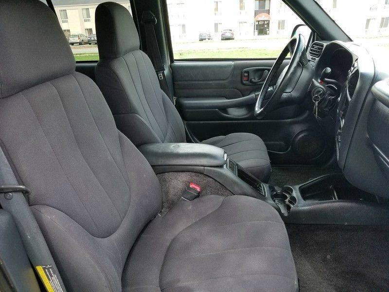2003 GMC Sonoma SLS 4dr Crew Cab 4WD SB - Salt Lake City UT