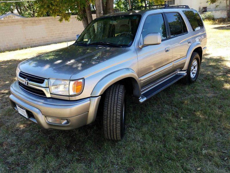 2002 Toyota 4Runner Limited 4WD 4dr SUV - Salt Lake City UT