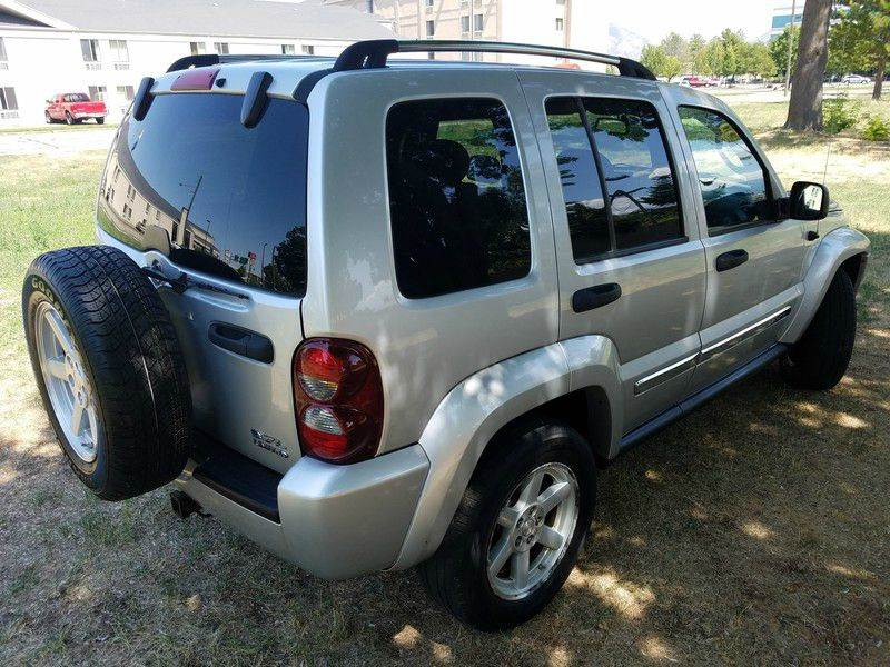 2006 Jeep Liberty Limited 4dr SUV 4WD w/ Front Side Curtain Airbags - Salt Lake City UT
