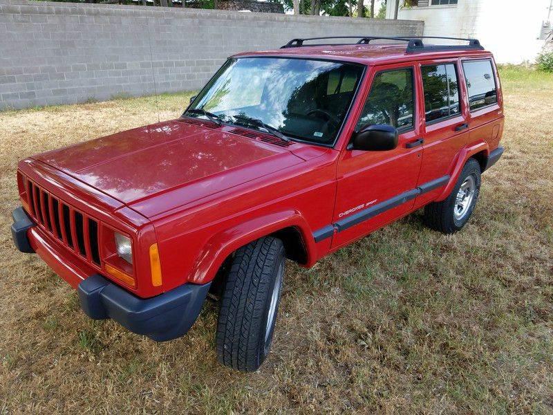 1999 Jeep Cherokee Sport 4dr 4WD SUV - Salt Lake City UT