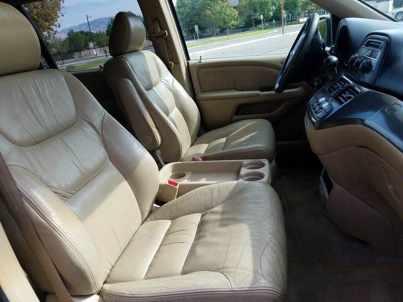 2005 Honda Odyssey EX-L 4dr Mini-Van w/DVD and Leather - Salt Lake City UT