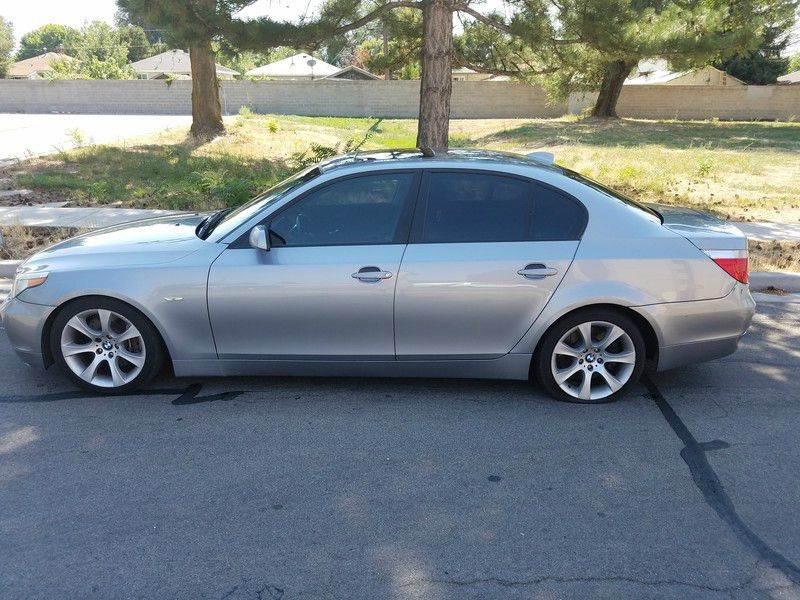 2004 BMW 5 Series 545i 4dr Sedan - Salt Lake City UT