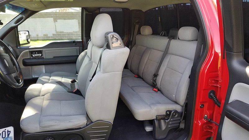 2004 Ford F-150 4dr SuperCab FX4 4WD Styleside 6.5 ft. SB - Salt Lake City UT