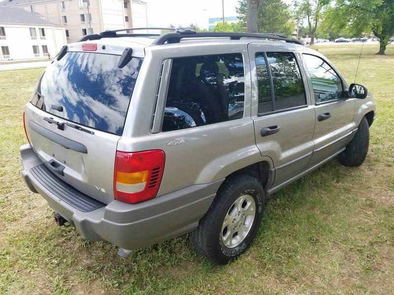 2000 Jeep Grand Cherokee 4dr Laredo 4WD SUV - Salt Lake City UT