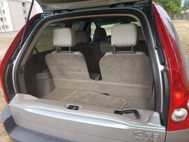 2004 Volvo XC90 AWD 4dr T6 Turbo SUV - Salt Lake City UT