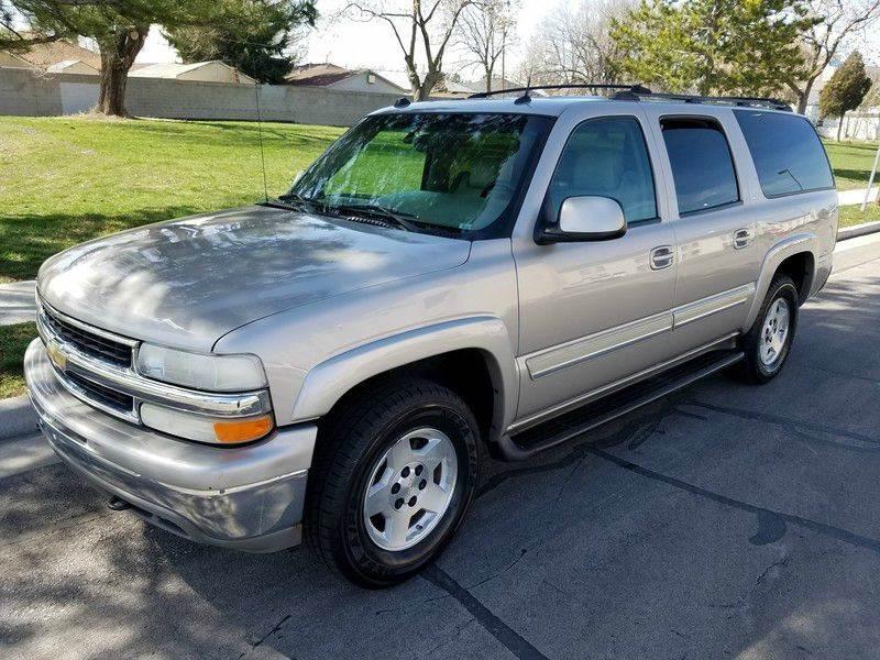 2005 Chevrolet Suburban 1500 LT 4WD 4dr SUV - Salt Lake City UT