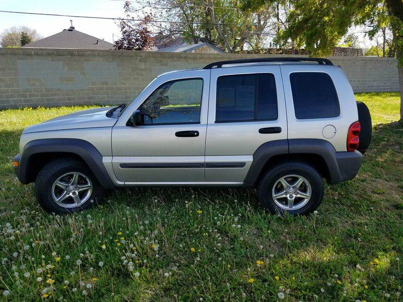 2003 Jeep Liberty Sport 4dr 4WD SUV - Salt Lake City UT