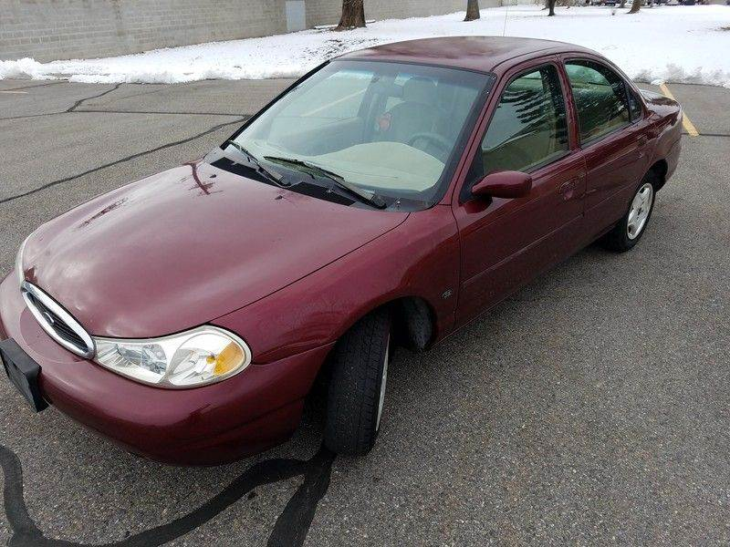 1999 Ford Contour For Sale In Salt Lake City UT