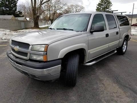 2005 Chevrolet Silverado 1500 for sale in Salt Lake City, UT