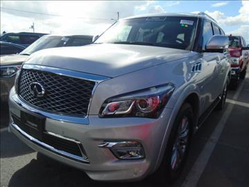 2016 Infiniti QX80 for sale in Oakland, FL