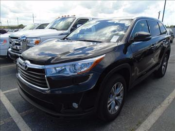 2015 Toyota Highlander for sale in Oakland, FL