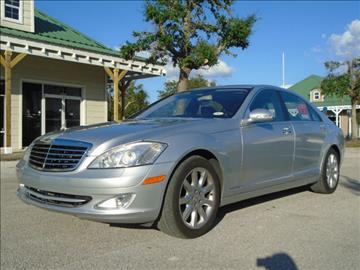 2007 Mercedes-Benz S-Class for sale in Oakland, FL