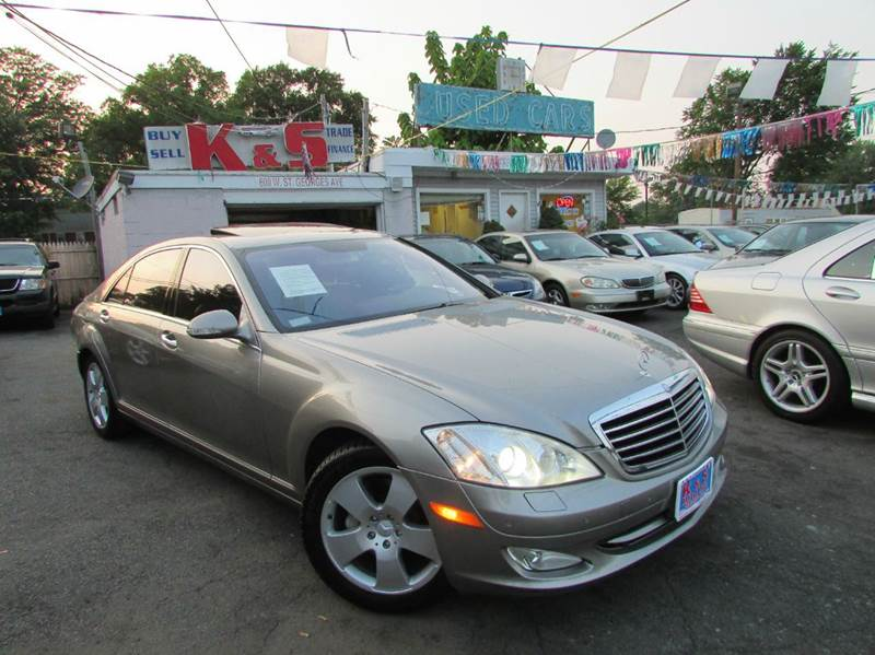 Mercedes benz s class for sale in linden nj for 2007 mercedes benz s class s550 for sale