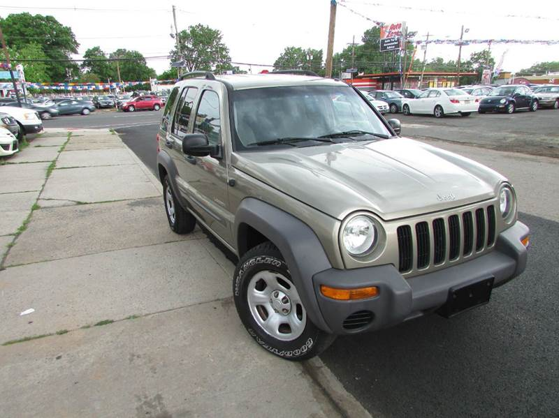 2004 jeep liberty columbia edition 4wd 4dr suv in linden nj k s trading inc. Black Bedroom Furniture Sets. Home Design Ideas