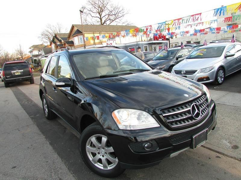 2007 mercedes benz m class awd ml350 4matic 4dr suv in for 2007 mercedes benz m class ml350