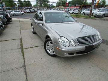 2004 Mercedes-Benz E-Class for sale in Linden, NJ