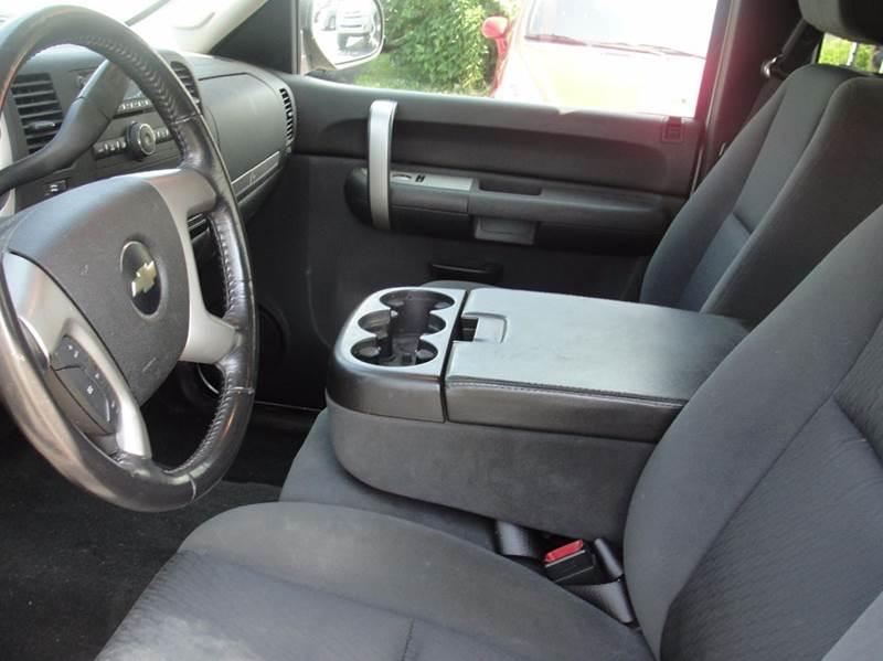 2009 Chevrolet Silverado 1500 4x4 LT 4dr Extended Cab 8 ft. LB - East Springfield NY