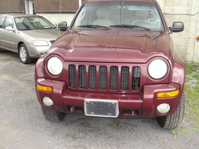 2002 Jeep Liberty Limited 4dr 4WD SUV - East Springfield NY