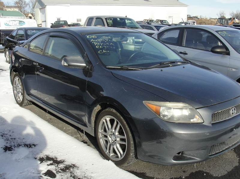 2006 Scion tC 2dr Hatchback w/Automatic - East Springfield NY